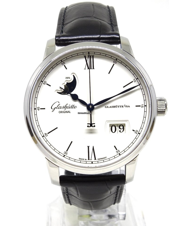Glashütte Original Senator Excellence 1-36-04-01-02-30 2021 new