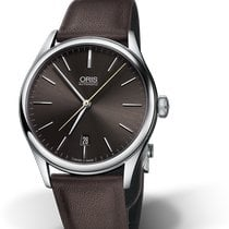 Oris Dexter Gordon Limited Edition Steel 40mm Brown