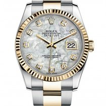 Rolex Acier Datejust 36mm occasion