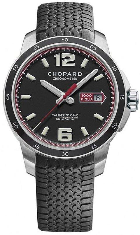 Chopard Mille Miglia 168565-3001 new