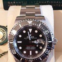 Rolex Sea-Dweller 126600 NEU LC 100 Augsut 2020 RED Seadweller Nieuw Staal 43mm Automatisch