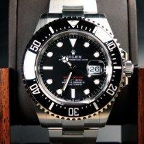 Rolex Sea-Dweller 126600 NEU LC 100 November 2020 RED Seadweller Nieuw Staal 43mm Automatisch