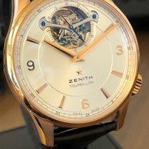 Zenith Elite Tourbillon Oro rojo