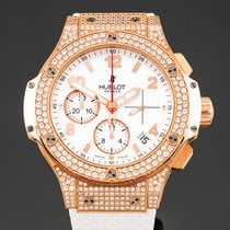 Hublot Big Bang 41 mm Rose gold 41mm White Arabic numerals