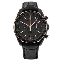 欧米茄 Speedmaster Professional Moonwatch 陶瓷 44.25mm 黑色