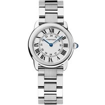 Cartier W6701004 Steel Ronde Solo de Cartier 29mm new United States of America, Pennsylvania, Holland