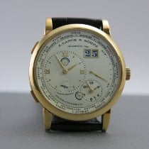 A. Lange & Söhne Yellow gold 41.9mm Manual winding 116.021 pre-owned United States of America, Florida, Boca Raton