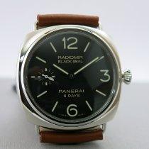 Panerai Radiomir 8 Days new 2015 Manual winding Watch with original box and original papers PAM 00609
