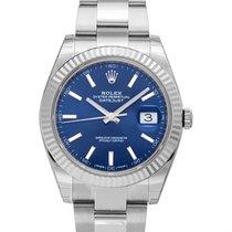 Rolex (ロレックス) 126334 ホワイトゴールド 2021 Datejust 41mm 新品 日本, Tokyo