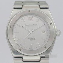 IWC Ingenieur Jumbo Steel 40mm Silver