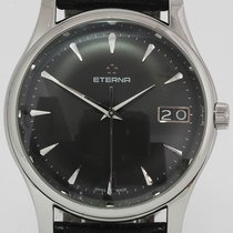 Eterna Vaughan Steel 42mm