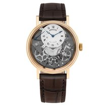 Breguet Tradition Rose gold 40mm Silver
