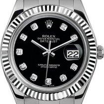 Rolex Datejust II Steel 41mm Black United States of America, California, Glendale