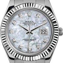 Rolex Datejust II Acier 41mm Nacre