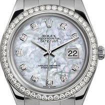Rolex Datejust II Steel 41mm Mother of pearl United States of America, California, Glendale