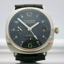 Panerai White gold Automatic Black Arabic numerals 45mm new Special Editions
