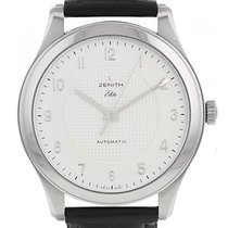Zenith Elite occasion 44mm Blanc Cuir