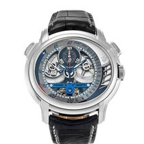 Audemars Piguet Millenary Chronograph Platinum 47mm Transparent United States of America, California, Newport Beach
