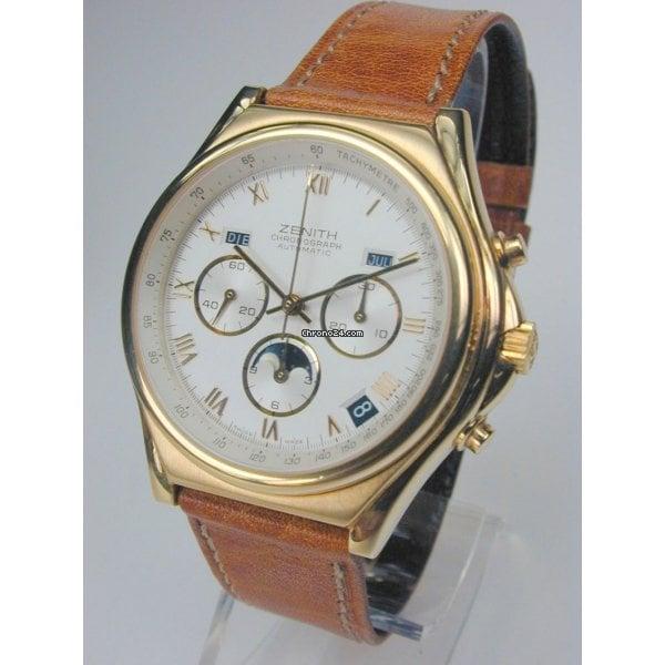 Zenith El Primero Chronograph 30.0150.418 1983 usados