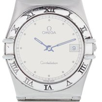 Omega Constellation Day-Date Steel 33mm Silver United States of America, New York, New York