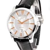 Maurice Lacroix Pontos Day Date Steel 40mm