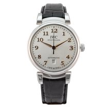 IWC Steel 40.4mm Automatic IW356601 new