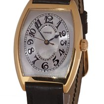 Franck Muller 2852 Yellow gold 31mm pre-owned