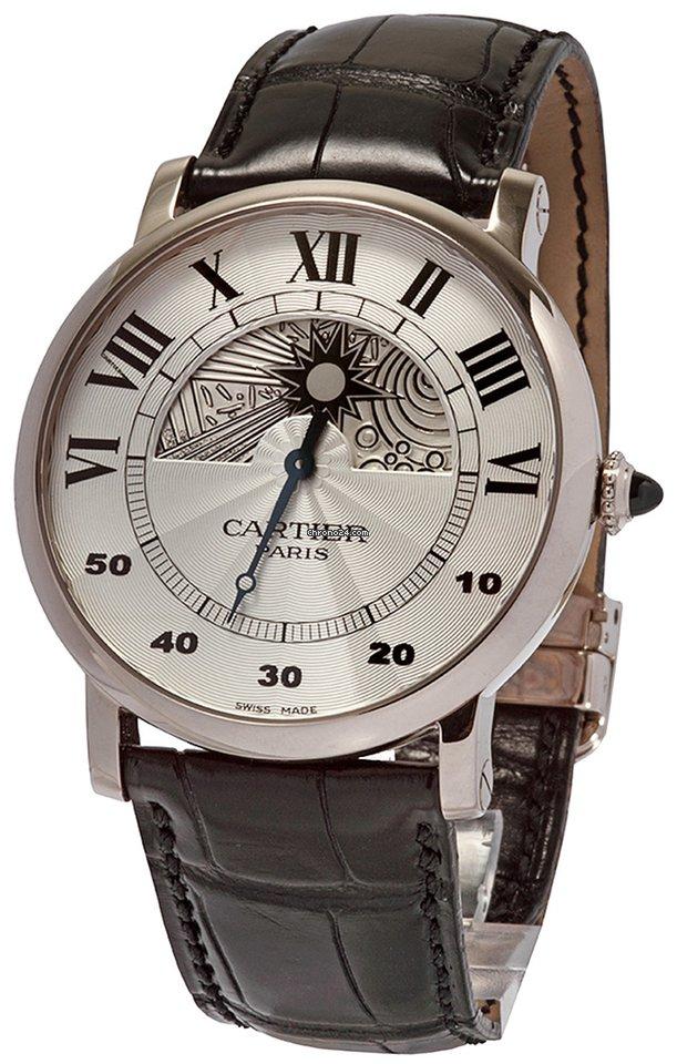 Cartier Ronde Jour et Nuit 2008 new