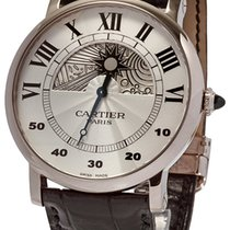 Cartier Ronde Jour et Nuit New White gold 42mm Manual winding United States of America, Florida, Plantation
