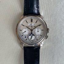 Patek Philippe 5270G-001 Or blanc 2011 Perpetual Calendar Chronograph 41mm occasion