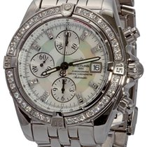 Breitling Chronomat Evolution Steel 44mm Mother of pearl United States of America, Florida, Plantation