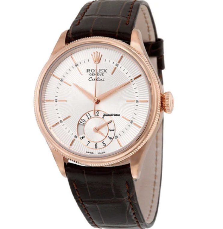 Rolex Cellini Dual Time 50525 neu