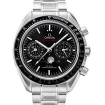 Omega Speedmaster Professional Moonwatch Moonphase Acier 44.25mm Noir