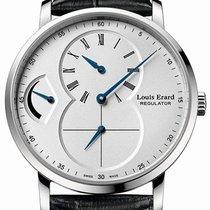 Louis Erard Excellence 54230AA01.BDC02 Louis Erard REGOLATORE Bianco con riserva di carica 40mm 2020 nuevo