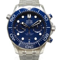 Omega Seamaster Diver 300 M 210.30.44.51.03.001 2020 new