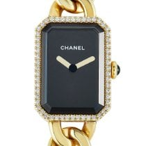 Chanel Première Yellow gold 22mm Black United States of America, Pennsylvania, Southampton