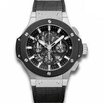 Hublot Big Bang Aero Bang nowość Automatyczny Chronograf Zegarek z oryginalnym pudełkiem i oryginalnymi dokumentami 311.SM.1170.GR