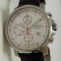 Mühle Glashütte 29er Chronograph Steel 42,4mm White No numerals