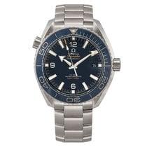 歐米茄 Seamaster Planet Ocean 鋼 43.5mm 藍色