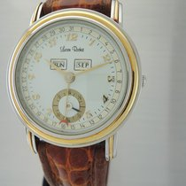 Lucien Rochat Gold/Steel 33mm Automatic pre-owned