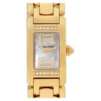 Audemars Piguet Promesse Yellow gold 18mm Mother of pearl No numerals