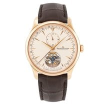 Jaeger-LeCoultre Rose gold Automatic Champagne 43mm new Master Grande Tradition