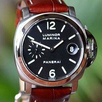 Panerai Luminor Marina Automatic neu Automatik Uhr mit Original-Box und Original-Papieren PAM 48