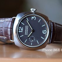 Panerai Titanium 47mm Manual winding PAM 322 pre-owned