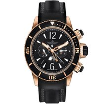 Jaeger-LeCoultre Master Compressor Diving Chronograph GMT Navy SEALs Rose gold 47mm Black Arabic numerals United States of America, California, Newport Beach