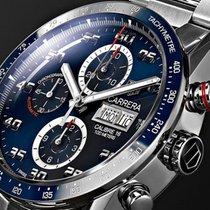 TAG Heuer Carrera Calibre 16 CV2A1V.BA0738 Tag Heuer Calibre 16 CRONO AUTOMATICO Ceramica 2020 nuevo