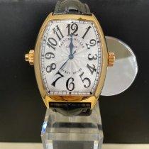 Franck Muller Secret Hours Rose gold 38mm