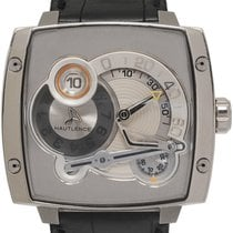 Hautlence White gold 45mm Manual winding HLS 03 pre-owned