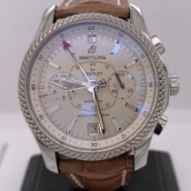 Breitling Bentley Mark VI Сталь 42mm Синий Без цифр