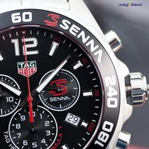 TAG Heuer Formula 1 Quartz CAZ1015.BA0883 - TAG HEUER FORMULA 1 Edizione Speciale Senna 2020 new